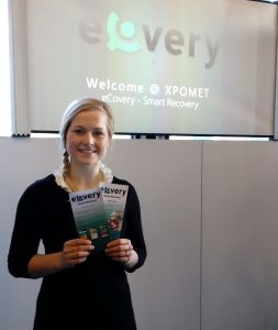 ecovery bei der Xpomet 2018