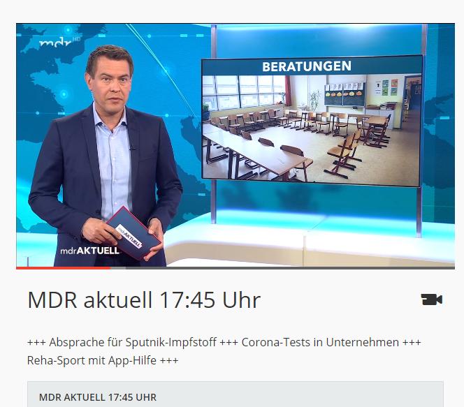 MDR aktuell Teaserbild